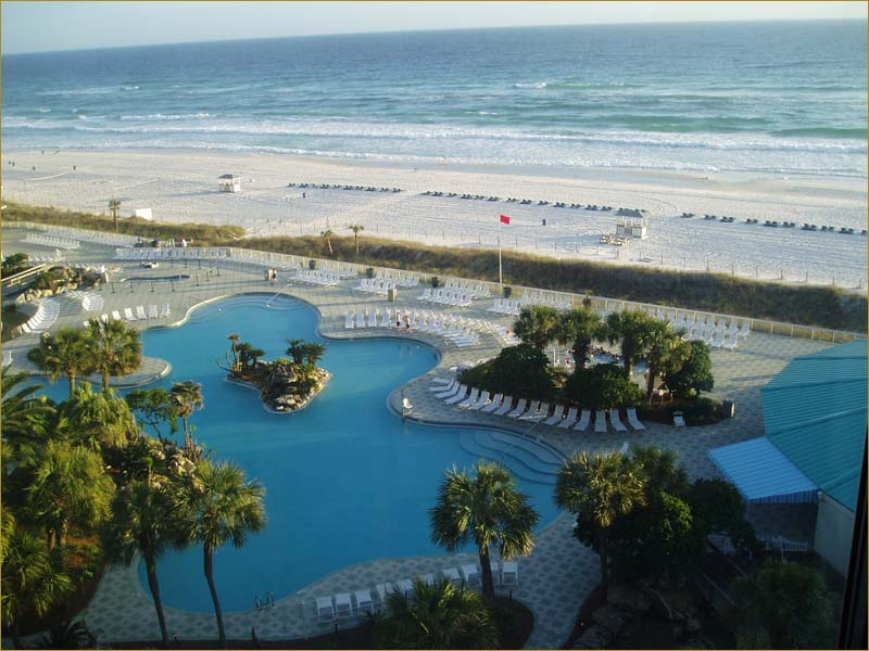 Edgewater Panama City Beach Condos Gulf Front 3 Bdrm Sleeps 8 334 805 4841