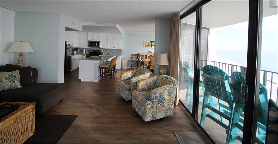 Edgewater panama city beach condo gulf front 3 bdrm sleeps - Two bedroom condo panama city beach ...