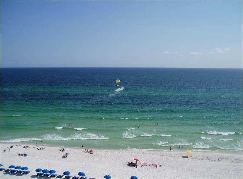 Panama City Beach Houses For Rent By Owner Part - 27: Panama City Beach Luxury Edgewater Vacation Rental Sleeps 6-9