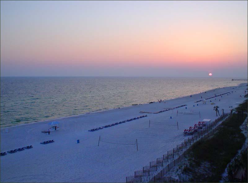 Edgewater Gulf Beach Panama City Florida