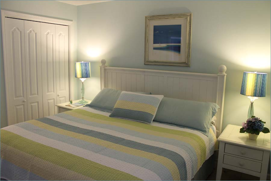 Panama City Beach Houses For Rent By Owner Part - 15: Master Bedroom With Gulf Front Views And Comfortable, Luxury Accommodations.